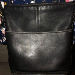 Vintage Coach bucket purse
